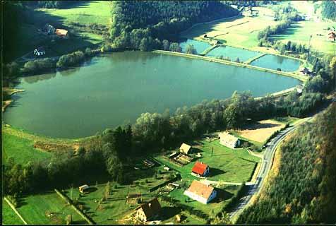 Hubertus teiche vormals godetz teich angeln fischen graz for Teich mit fischen